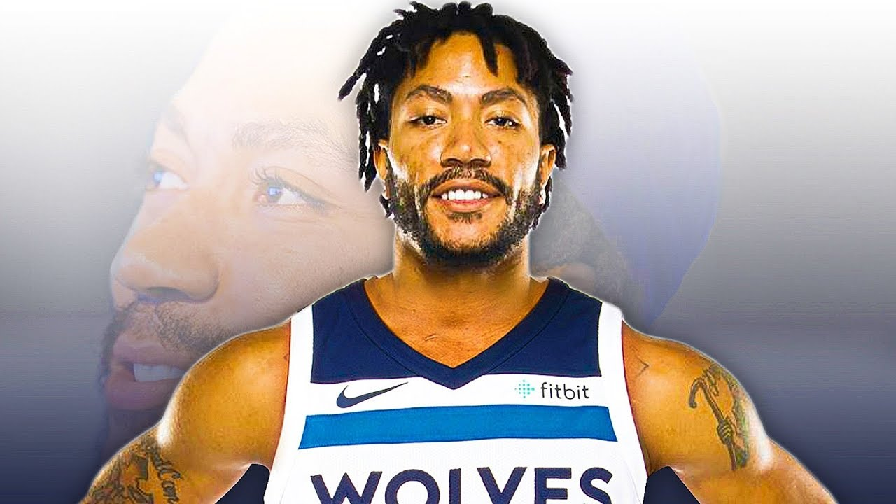 ddc21b527 Derrick Rose Signs With Timberwolves Rest of Season! 2017-18 Season ...