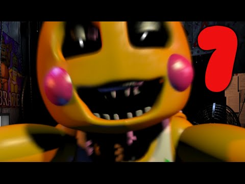 7 Custom Night Challenges!| Five Nights At Freddy's 2 (Stream Highlights)