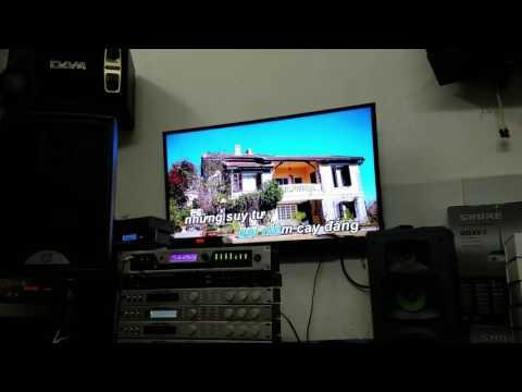 Đầu KTS DVB-T2 + Karaoke + Mixer Số Theta K6 - 0976293399