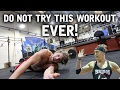 Do Not Try This Workout, EVER! | BRIGGS #18