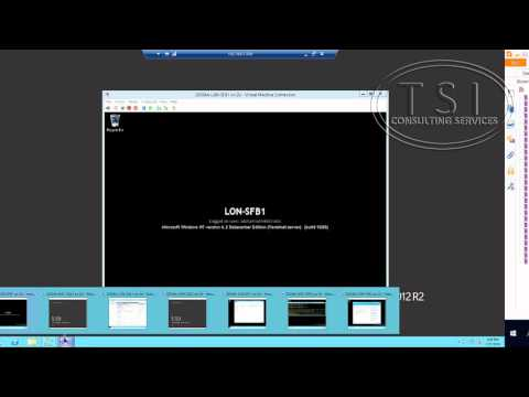 Back End Server High Availability in Skype for Business by David Papkin
