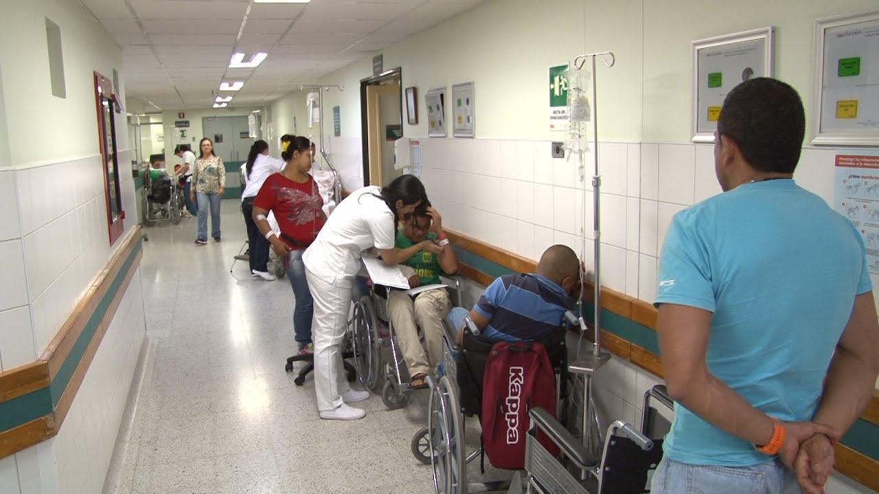 En emergencia el sistema de urgencias de varios hospitales