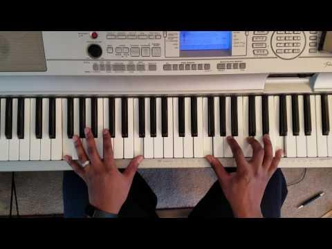 """Anderson  """"Come Down"""" (easy piano tutorial lesson)"""