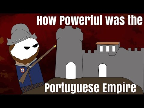 How Powerful was the Portuguese Empire?