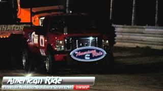 Southwest Pullers 2.6 Super Street Diesel Trucks- Grant County Fair 8/17/13
