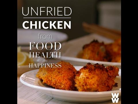 Unfried Chicken Youtube
