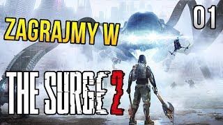 Zagrajmy w The Surge 2 [#01] - Soulsy w przyszłości 2? (Przedpremierowo)