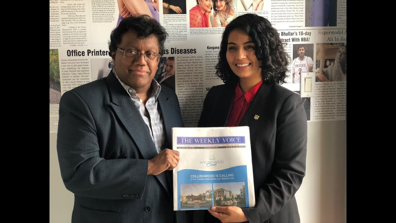 Download Auto Insurance, Bill 21, Socialism - Sara Singh Exclusive Interview #NDP ll VNN Special