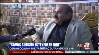 A HABER  / OSMAN ÖCALAN'DAN BARIŞ ÇAĞRISI