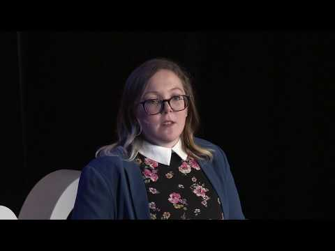 Poverty and the Power of the Living Wage | Cori Ramsay | TEDxUNBC