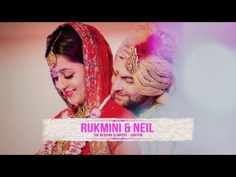 The Wedding Ceremony of Neil Nitin Mukesh and Rukmini Sahay in Udaipur, India