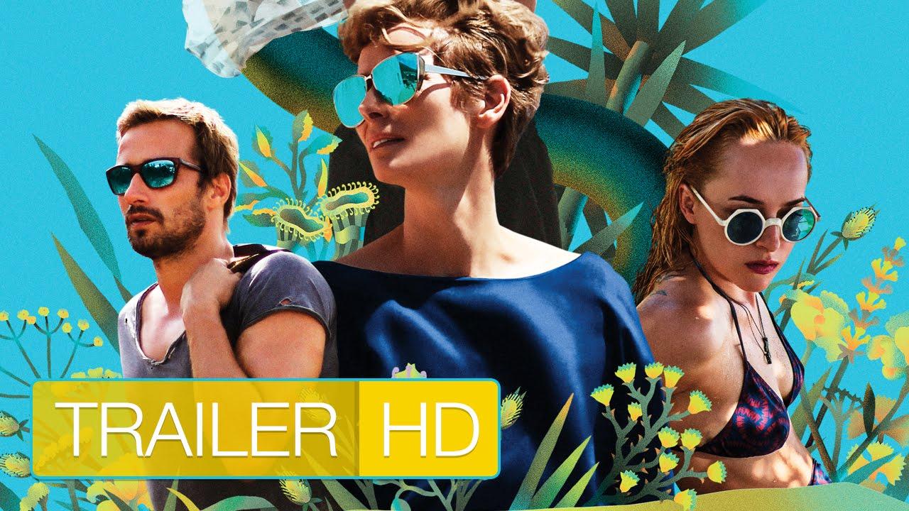 A BIGGER SPLASH - Trailer ufficiale italiano - Al cinema