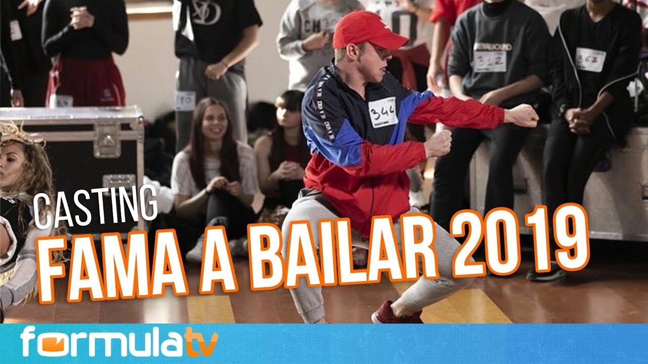 Casting De Fama A Bailar 2019 En Madrid Los Primeros Seleccionados Youtube