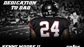 Kenny Moore 2016 Highlight Tape