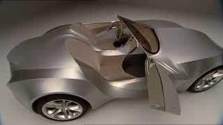 BMW's GINA Concept cat -  Geometry and Function...