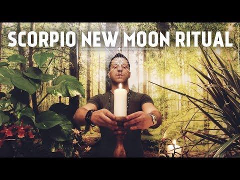 NEW MOON MANIFESTING RITUAL - POWERFUL New Moon in Scorpio