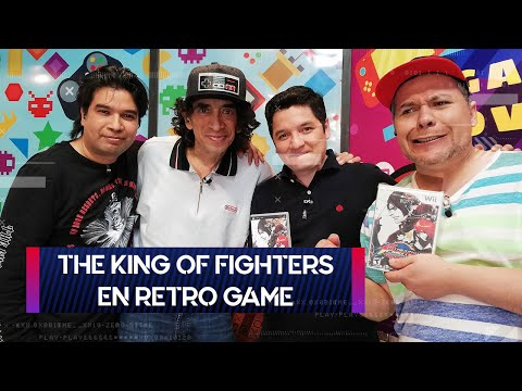 The King of Fighters en Retro Game | BitMe