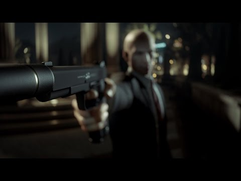 HITMAN - World Exclusive Gameplay Trailer (E3 2015)