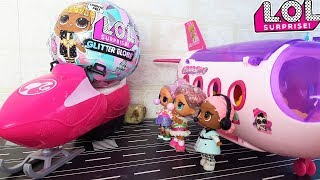 THAT'S NEWS! CANCELLED PLANE Dolls LOL surprise cartoons winter series