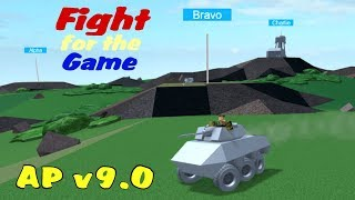 ROBLOX: Fight for the Game - Armored Patrol v9.0