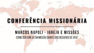Conferência Missionária - 09/08/2020
