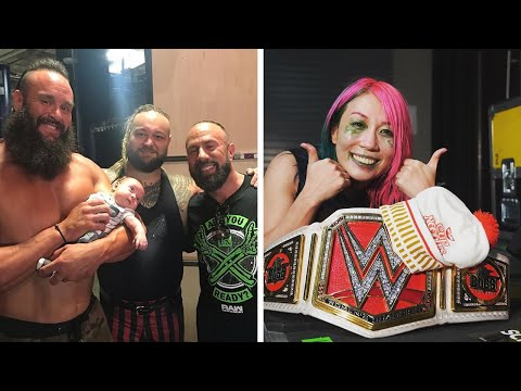 10 WWE Wrestlers You Didn't Know Are Mothers