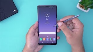Samsung Galaxy Note 8 - Real World First Impressions