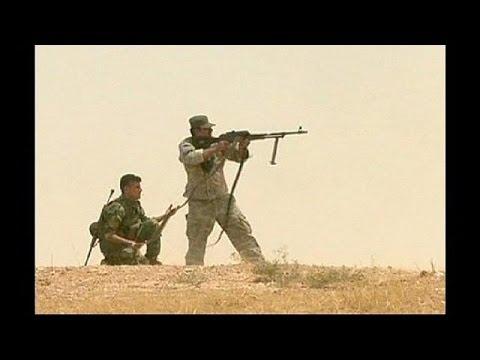 Iraq: Kurdish forces in control of Kirkuk battle Islamist insurgents
