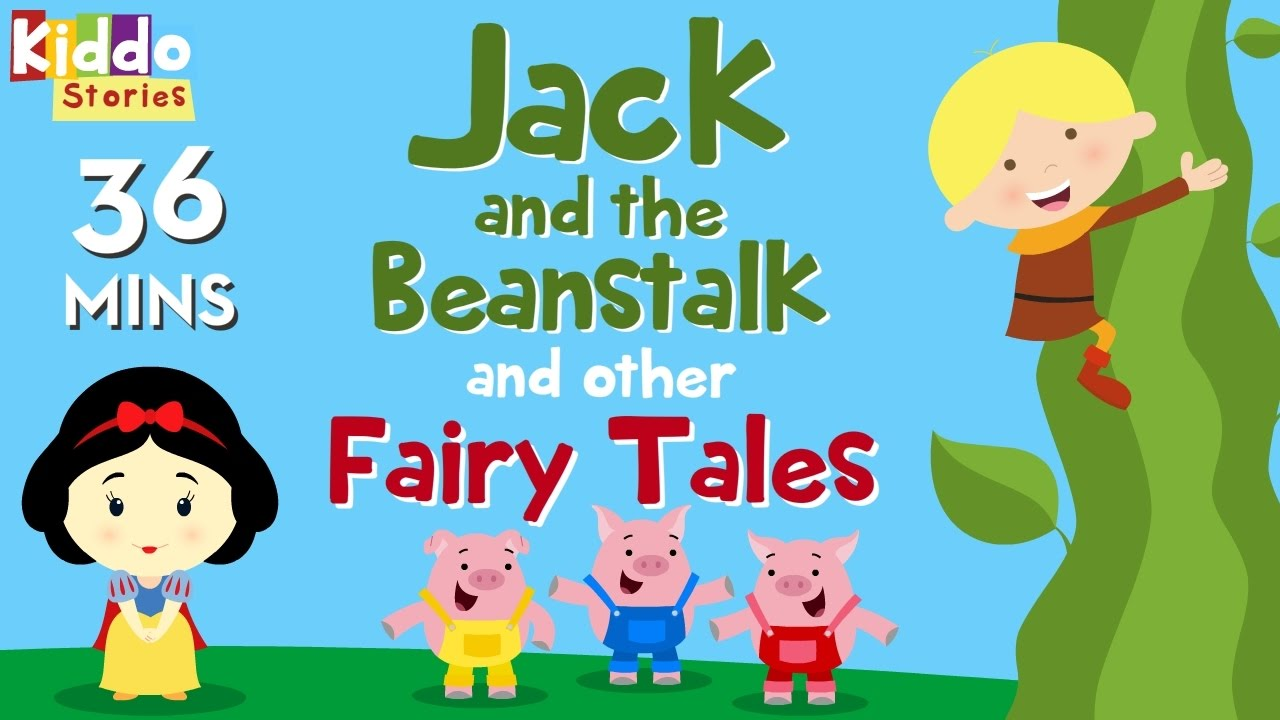 Jack and the Beanstalk and Other Fairy Tales for Kids  sc 1 st  YouTube & Jack and the Beanstalk and Other Fairy Tales for Kids - YouTube