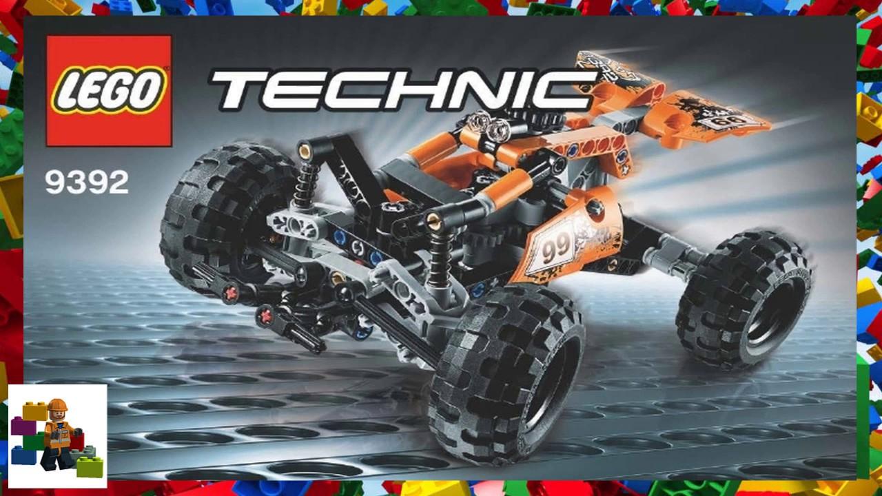 lego technic buggy instructions