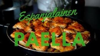 Resepti101: Paella