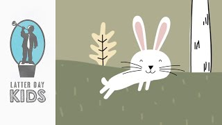 The Sneaky Bunny | A Story About Resisting Temptation
