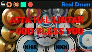 Real Drum Cover Lagu Atta Halilintar - God Bless You