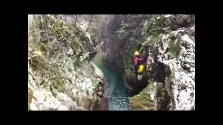 Mallorca adventure canyoning Coanegra