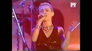 Roxette - Sleeping in my car - Europe music awards MTV 1994