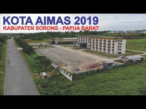 Pesona Kota Aimas Kabupaten Sorong 2019, Kota Kecil Yang Maju di Provinsi Papua Barat