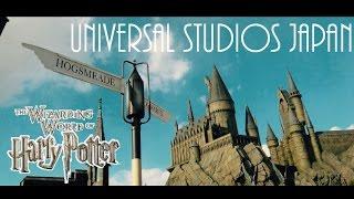 [Walkthrough] The Wizarding World of Harry Potter at Universal Studios Japan ハリー・ポッター USJ