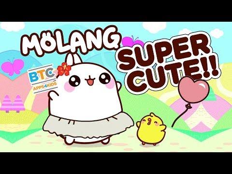 SUPER CUTE! Molang: A Happy Day