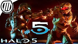 HALO 5 GUARDIANS Gameplay Mission 5 Master Chief a TRAITOR Caign Live Stream