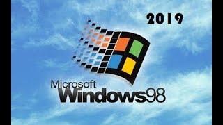 Using Windows 98 IN 2019 : Is it worth?