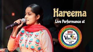 Song | Hareema | Student Performance | Vibgyor 2k19 | BFGI