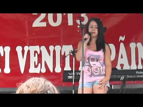 Pokai Nap 2013 Karaoke verseny : Duca Andi