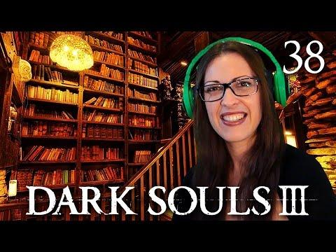 Dark Souls 3 Walkthrough Part 38 - Grand Archives
