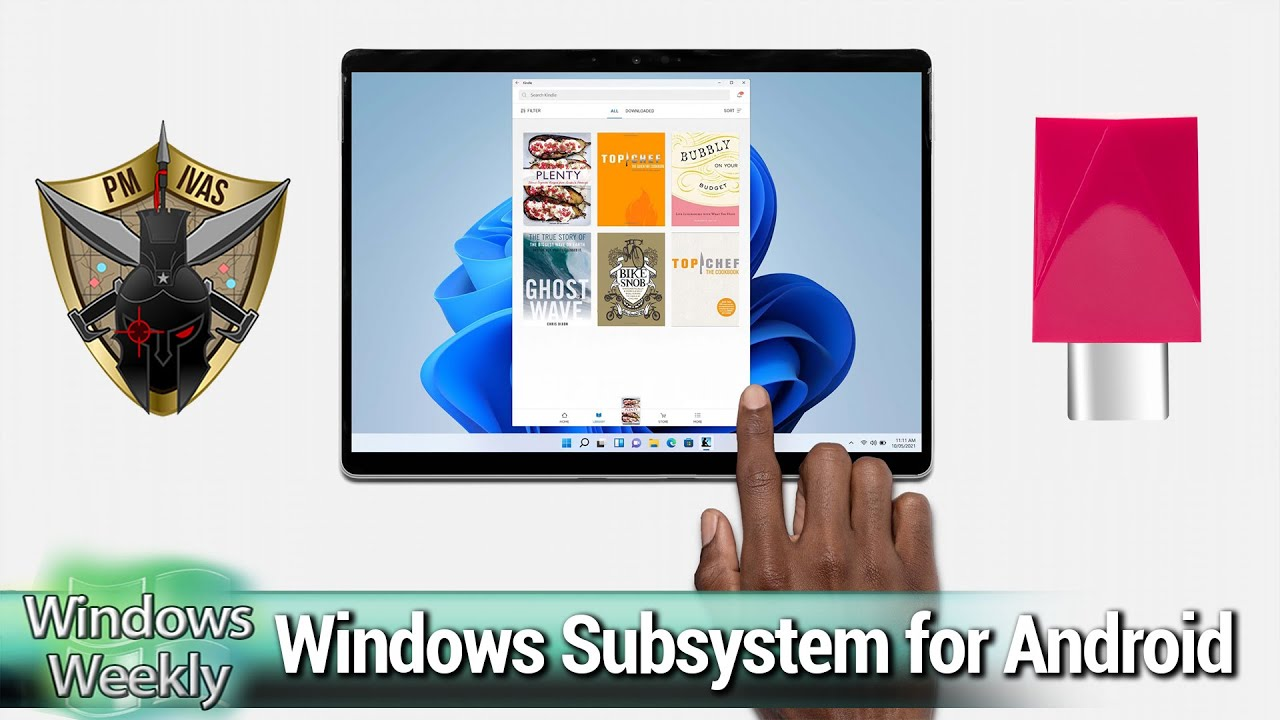 Download We Need More October - Windows Subsystem for Android & the Army's AR Headset