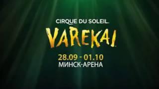 видео Cirque du Soleil шоу Varekai