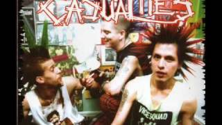 Watch Casualties Oi Song video
