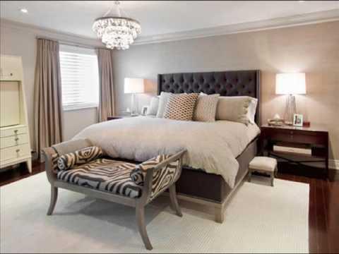 eenvoudige slaapkamer decoratie -ideeën - youtube, Deco ideeën