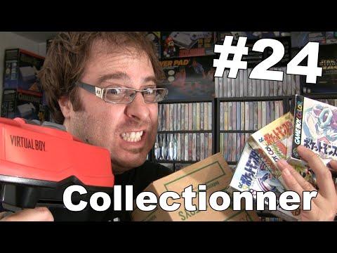 Ep.24 – Collectionner : Virtual Boy, Pokémon Jap et Comiccon de Montréal