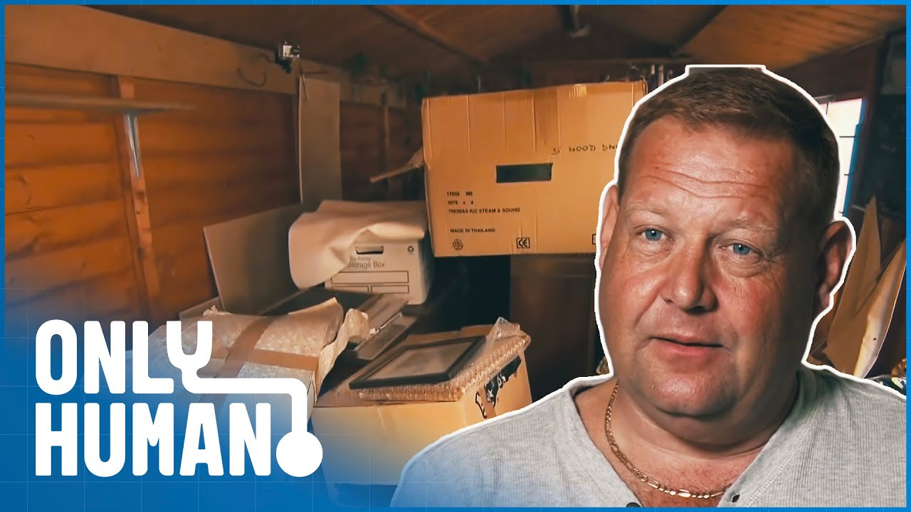Storage Hoarders | Clearing Out Clutter-Filled Garages | Only Human