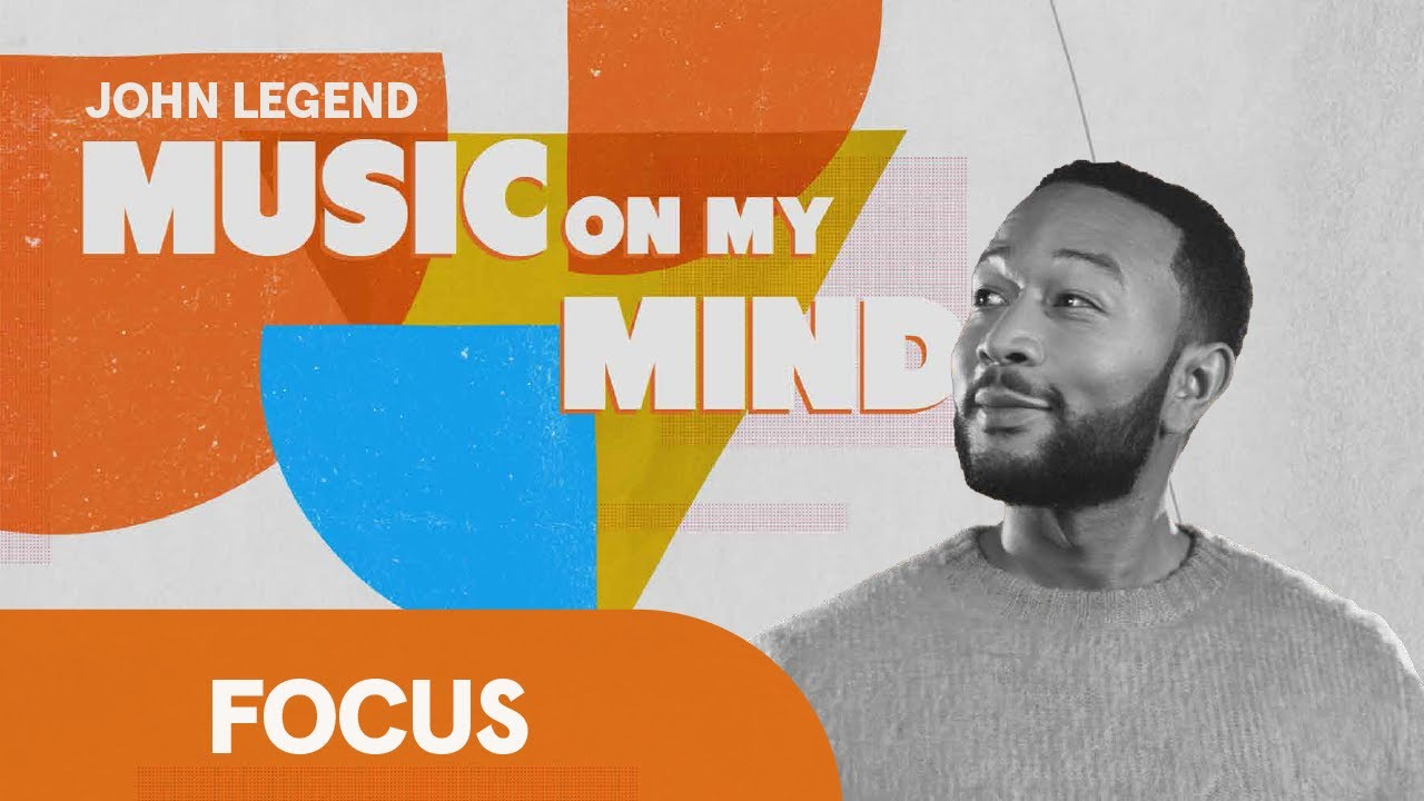 How Focus Music Works | Music on My Mind with John Legend & Headspace
